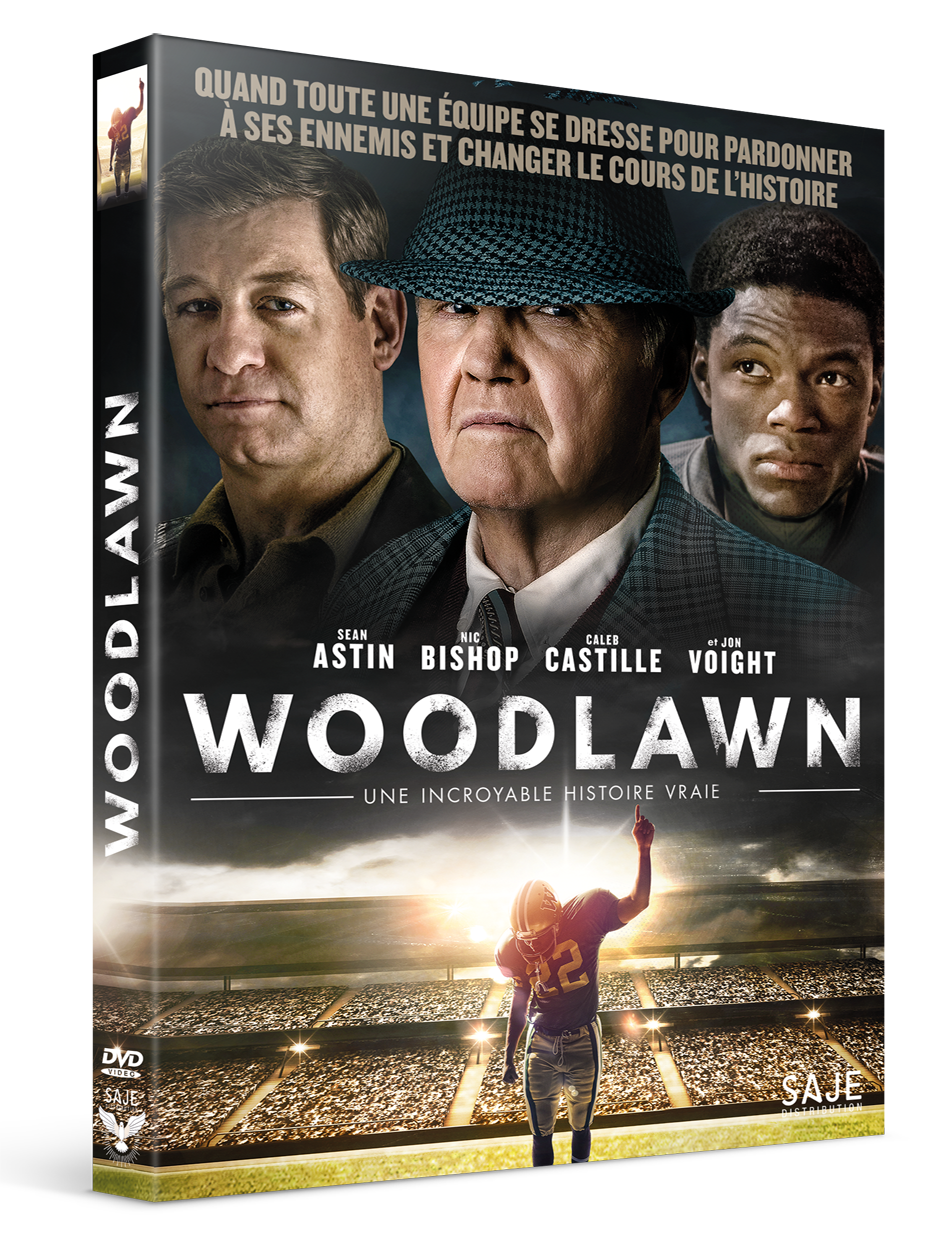 Affiche du film Woodlawn