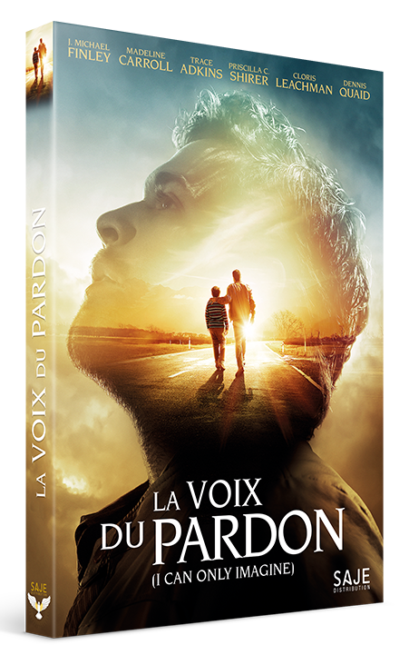 Affiche du film La Voix du Pardon (I Can Only Imagine)