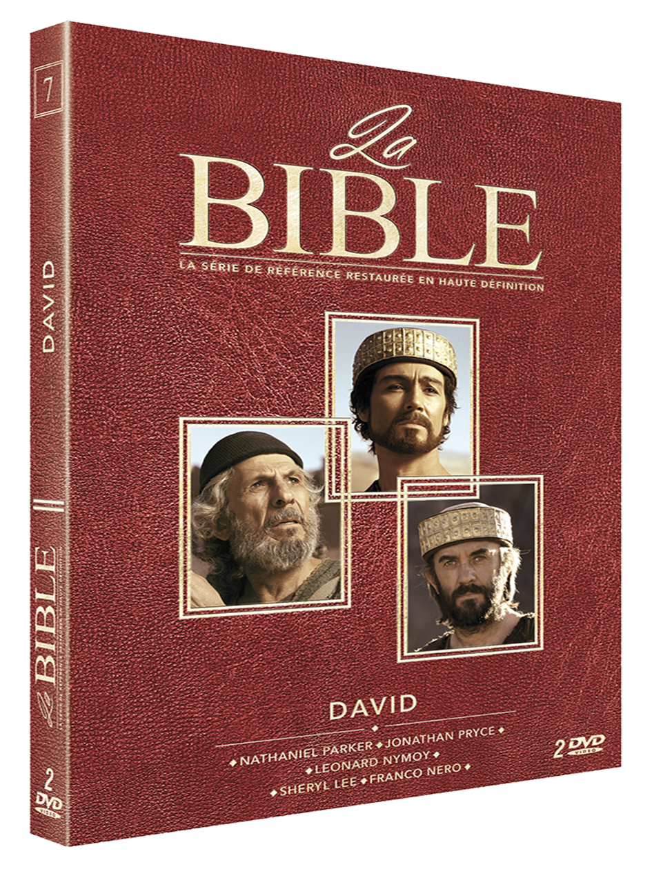 Affiche du film David - La série la Bible