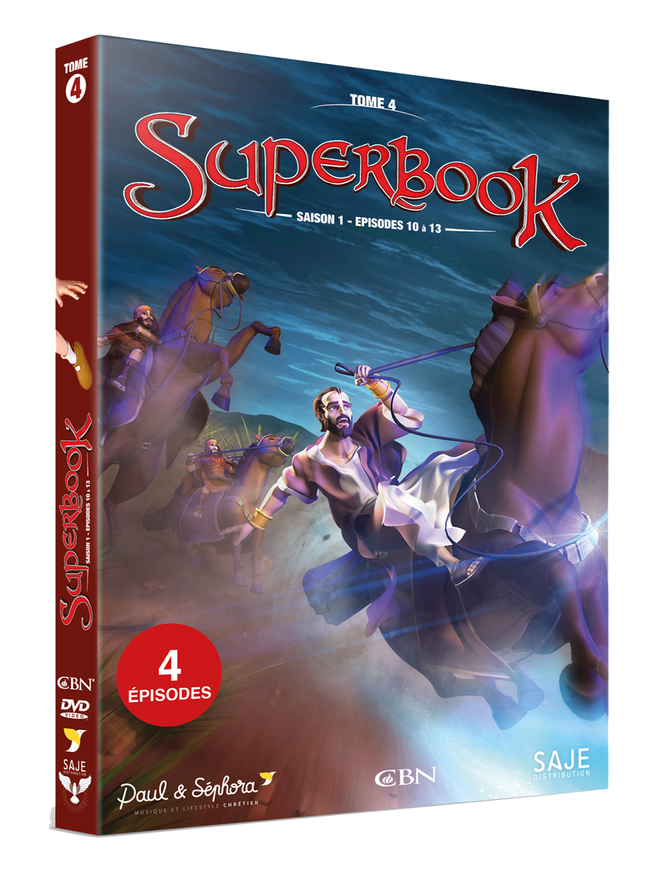 Superbook Tome 4