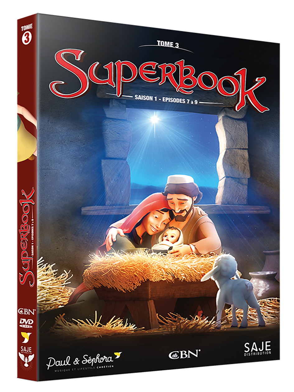 Superbook Tome 3