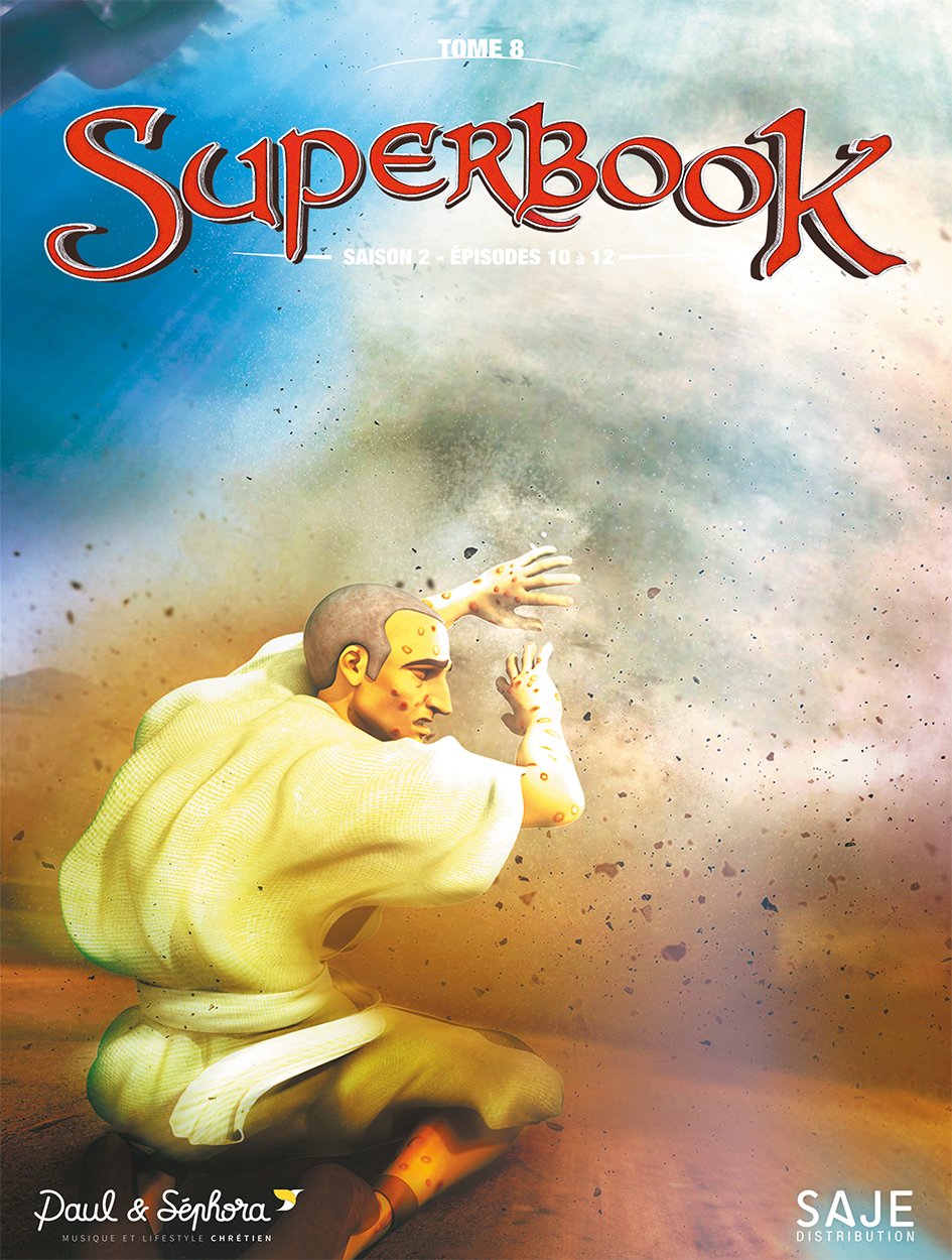 Superbook Tome 8