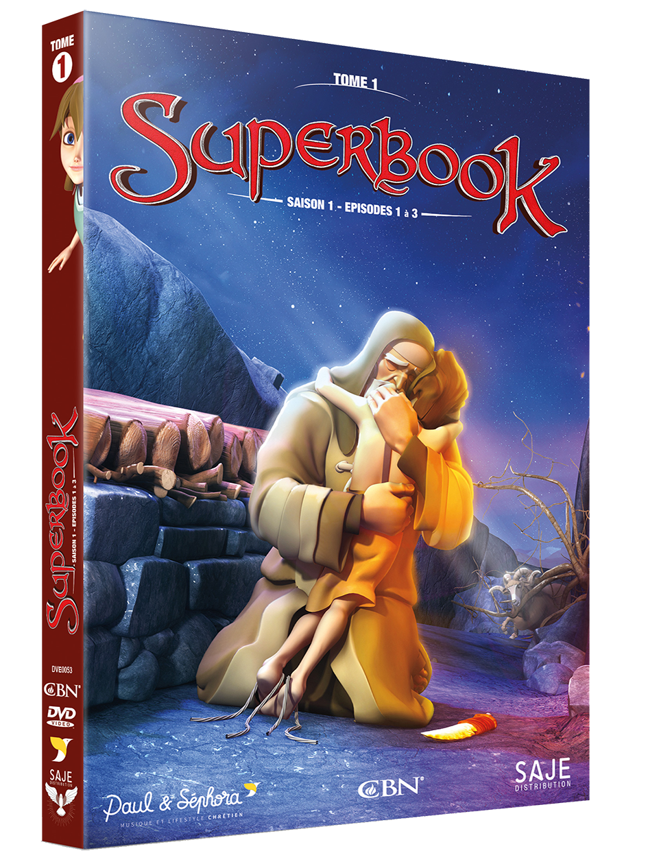 Superbook Tome 1