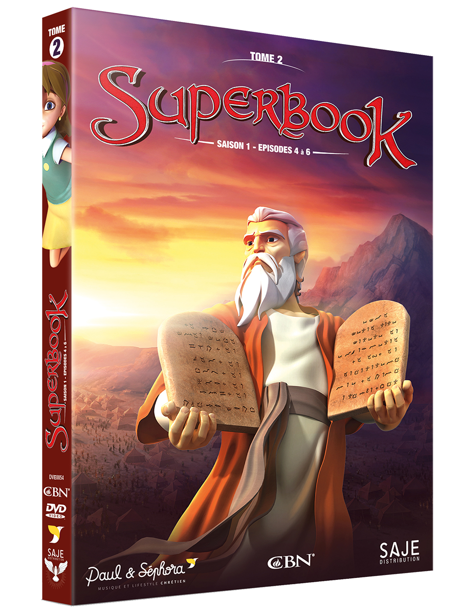 Superbook Tome 2